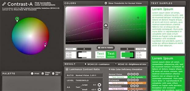 Tools Untuk Kombinasikan Warna