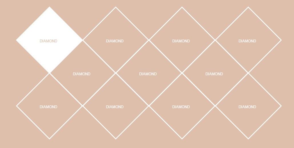 Cara Membuat Tampilan Diamond Dengan CSS