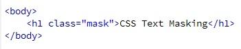 Teknik Clipping Mask Menggunakan CSS3