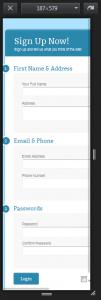 Form Menarik dan Responsive Dengan HTML,CSS