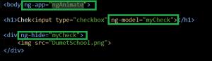 Cara Menggunakan Fungsi ngAnimate Pada Angularjs