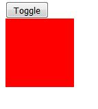 cara penggunaan efek toggle pada jquery hasil