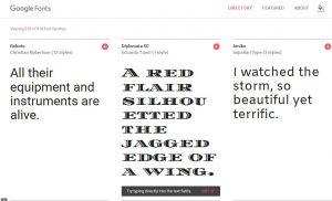 cara memasang google font pada halaman website 1