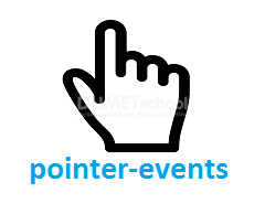 Fungsi pointer-events Di CSS