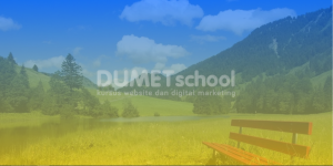 Cara Membuat Background Images Color Overlay dengan HTML CSS