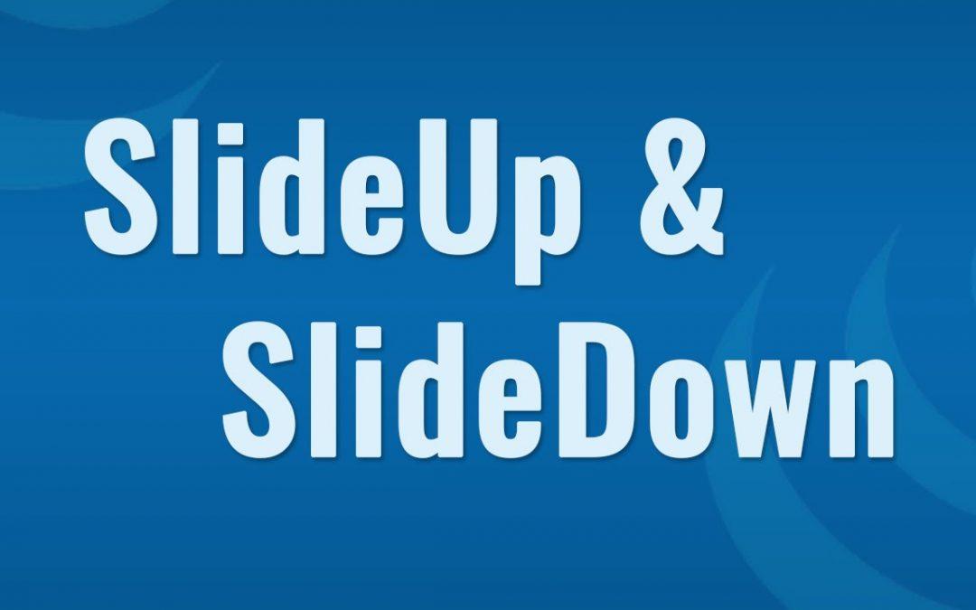 Cara Membuat Slide Up Pada Gambar