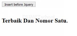 memahami fungsi method insertBefore() pada jquery1