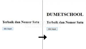 Cara-Menggunakan-Fungsi-createTextNode-Javascript
