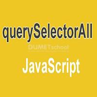 Cara Menggunakan Fungsi querySelectorAll pada Javascript