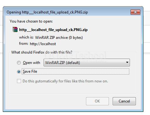 Cara Membuat File Zip Menggunakan Codeigniter