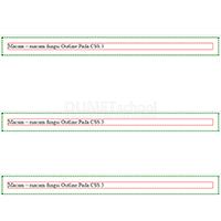 Macam-Macam Fungsi Outline pada CSS3