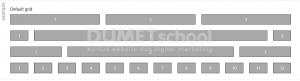 Pengenalan Simple Grid dalam Metro UI