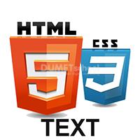 Cara Membuat Animasi Text dengan Transition HTML CSS