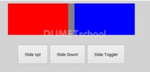 Cara Menggunakan Effect Sliding JQuery