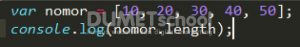 Cara Menjumlah Angka Dalam Array Pada Javascript
