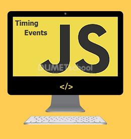 Cara Membuat Timing Events Di JavaScript