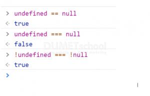 Penjelasan Null dan Undefined di dalam Javascript