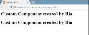 Apa itu VueJS - Components Part 2