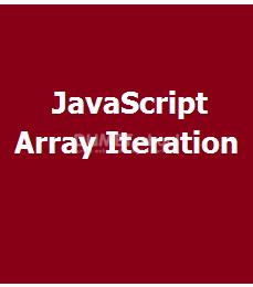 Cara Menggunakan Array Iteration Di JavaScript