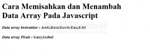 Cara menmisahkan-dan-menambah-data-array-pada-javascript