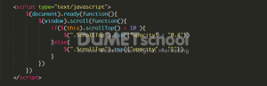 Cara Membuat Efek Opacity On Scroll Menggunakan Javascript