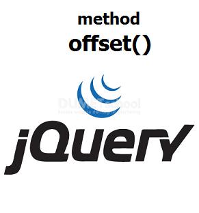 Cara Menggunakan Method offset() Jquery