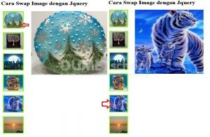 2-Cara Swap Image dengan Jquery