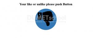 Membuat-Button Like Dislike Menggunakan HTML CSS Dan Javascript