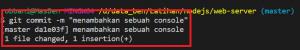 cara mengintegrasikan kode aplikasi kita ke GitHub