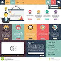 Cara Mudah Membuat Template Web Design