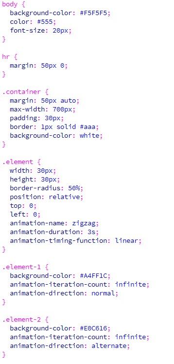 Membuat Animasi CSS dengan animation-direction