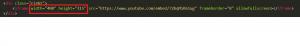 Cara Menampilkan Video Youtube Dalam Website