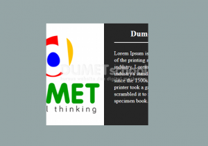 Cara Membuat Gambar Hover Text dengan HTML CSS