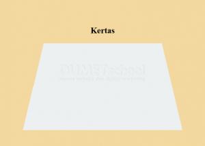 Cara Membuat Kertas Menggunakan HTML CSS