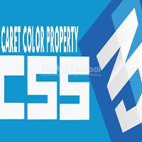 Mengenal Property caret-color pada CSS