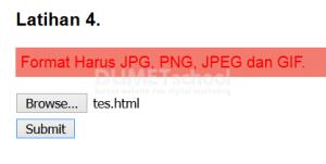 Membuat Upload File Gambar Dengan Ajax Javascript Part2