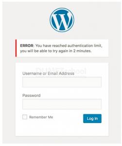 Cara Membatasi Sistem Login di WordPress