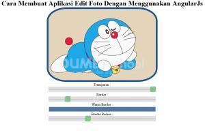 Cara Membuat Aplikasi Edit Foto Dengan Menggunakan AngularJs