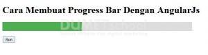 Cara Membuat Progress Bar Dengan Menggunakan AngularJs