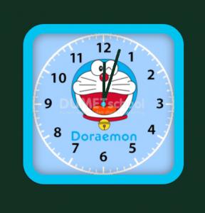 Cara membuat animasi jam dengan html css