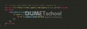 1-Cara Membuat Tombol Menu Dropdown Dengan Javascript