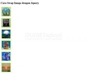 1-Cara Swap Image dengan Jquery