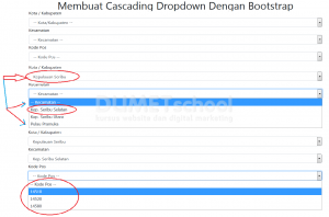 2-Cascading-Dropdown-Dengan-Bootstrap
