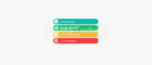 Membuat Alert Menggunakan HTML CSS & Icon Fontawesome