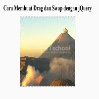 Cara Membuat Drag dan Swap di sebuah website