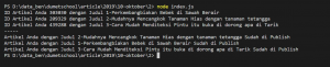 cara handling multiple request dengan nodejs