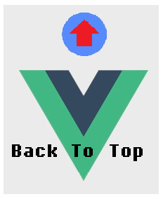 Cara Membuat Button Back To Top Dengan VueJs