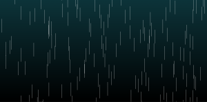 cara membuat efek hujan menggunakan jQuery
