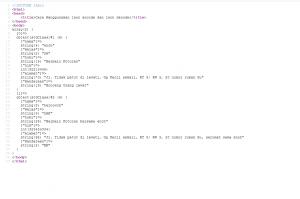 Cara Menggunakan json encode dan json decode