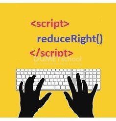 Cara Menggunakan Method Array reduceRight() Di JavaScript